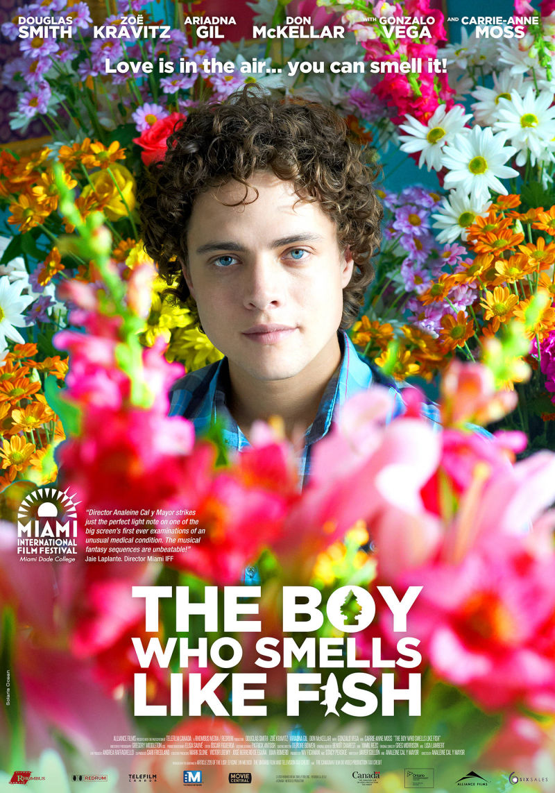 THE BOY WHO SMELLS LIKE FISH (Analeine Cal · 2013)