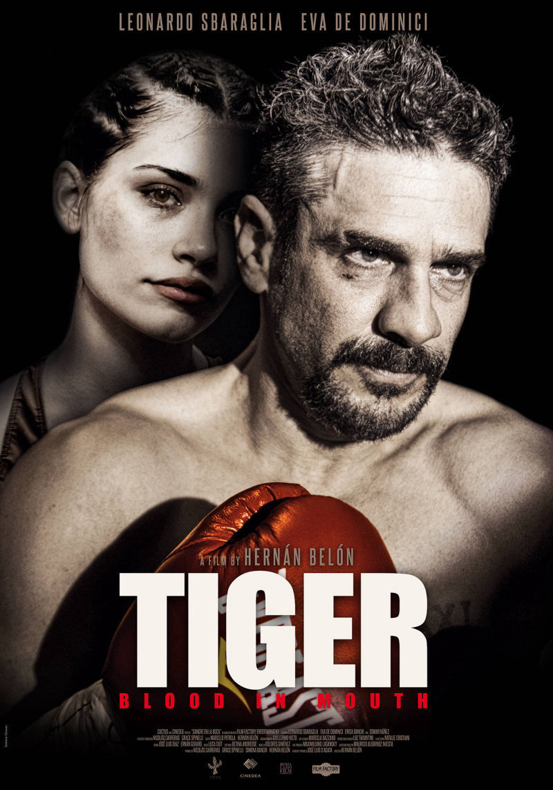TIGER, BLOOD IN MOUTH (Hernán Belón · 2016)